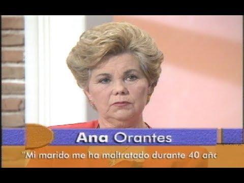 Ana Orantes relata los malos tratos sufridos durante 40 años | Canal Sur Televisión