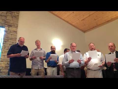 Christ Begins - Beautiful Savior Lutheran Church 8/28/2016
