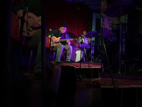 Ari Hoenig on 'Monk's Dream' at The Tuatara Jazz Jam