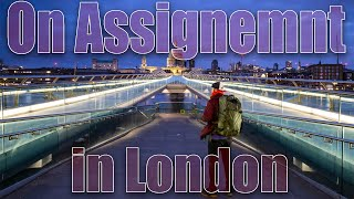 A Day in the Life of a Travel photographer in London