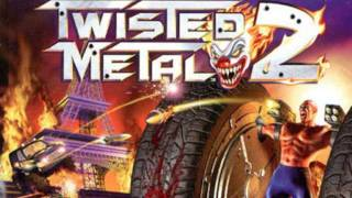 CGRundertow TWISTED METAL II for PS1 / PlayStation Video Game Review