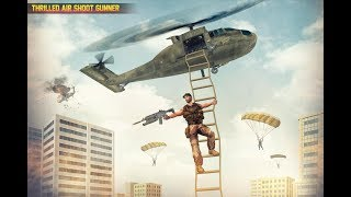 US Military Air Shooting 3D Helicopter Games Android Gameplay