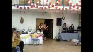 Золотая свадьба Натана и Ирмы Пальнау. 9.08.2008  Часть 2