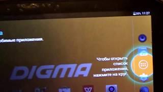 видео Digma Optima 8100R 4G - Обновление И Прошивка