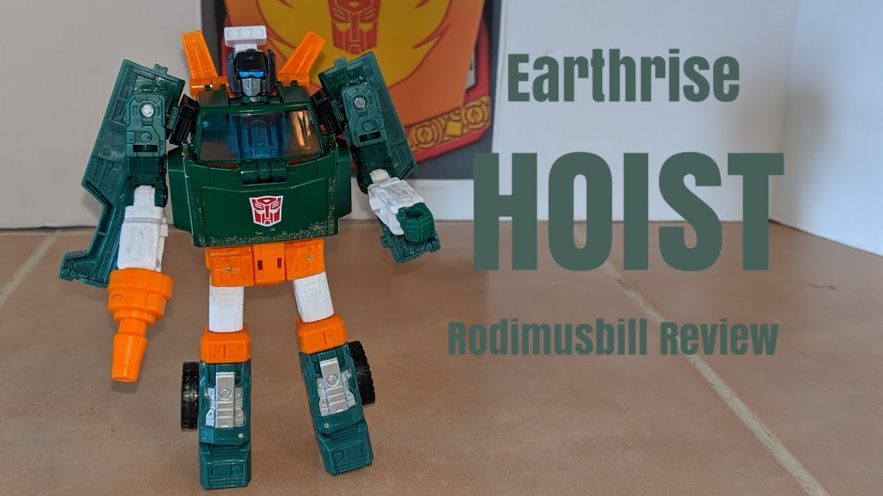 Earthrise Hoist Review by Rodimusbill