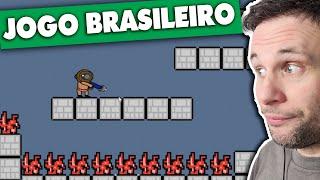 JOGO BRASILEIRO FEITO EM POUCAS HORAS | Captain Hann Gover (Gameplay em Português PT-BR)