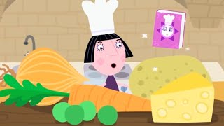 Ben and Holly&#39s Little Kingdom  Dinner Party! - Full Episode  Kids Adventure Cartoon