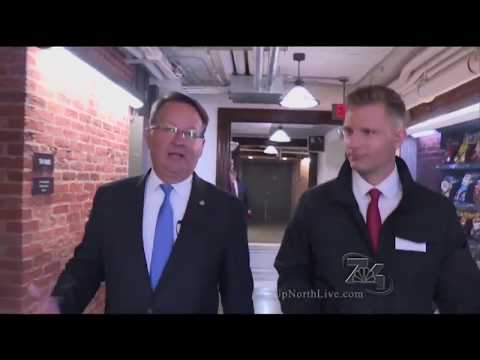 WPBN: A Day in the Life of U.S. Senator Gary Peters