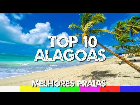 Top 10: Melhores Praias de Alagoas - Maceió e Litoral Norte a Sul