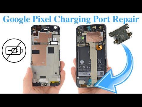 Google Pixel Charging Port Repair
