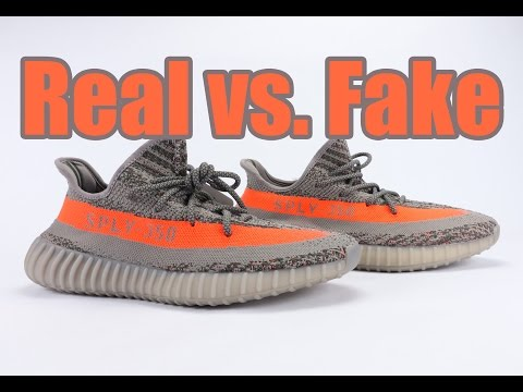 Real vs Fake adidas Yeezy Boost 350 V2 Beluga Legit Check