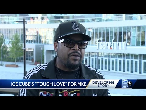 Louie Cruz - Ice Cube Has Tough Love Message For Inner City Kids