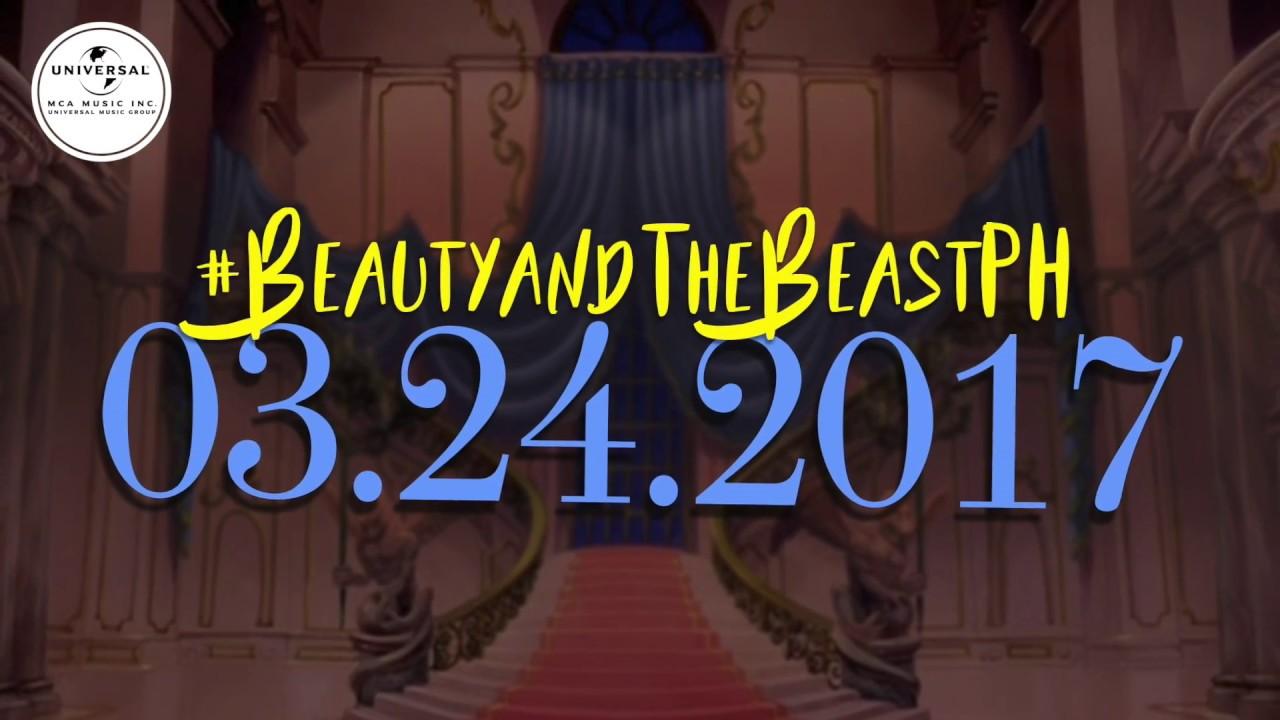 Elha Nympha & Noel Comia Covers Beauty and The Beast (Teaser ...