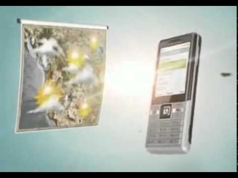 Sony Ericsson Naite - Demo Tour
