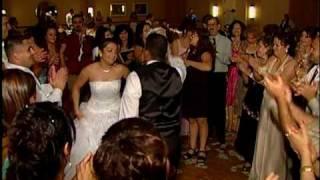 Clips(2) From Singer Tony Mercho From Hosam & Nemat Wedding In PA Video By Joseph Haddad thumbnail