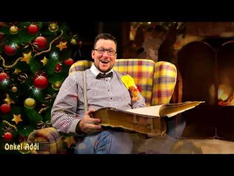 Sternja feiert Weihnachten - Erzählt von Onkel Addi - Kindergeschichte - Weihnachtsgeschichte