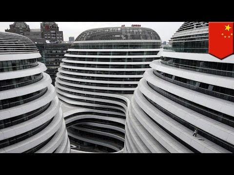 Chinese 'super-city' of 130 million people to be built around Beijing - TomoNews