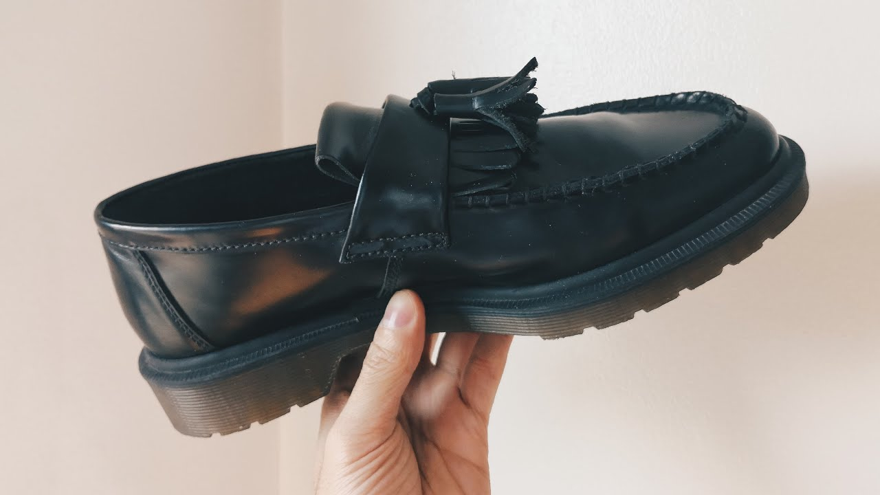 Dr Martens Adrian Review Great Everyday Tassel Loafers Youtube