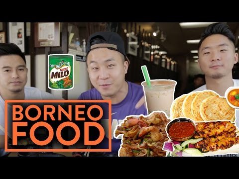 FUNG BROS FOOD: Borneo Kalimantan - Indonesian