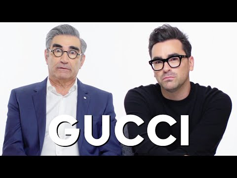Schitt's Creek's Eugene and Dan Levy Teach You Youth Slang | Vanity Fair