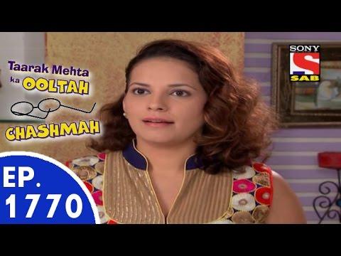 Taarak Mehta Ka Ooltah Chashmah - तारक मेहता - Episode 1770 - 25th September, 2015