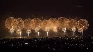 2016 長岡花火 フェニックス [4K] Revival prayer fireworks【Phoenix】 2016年8月3日 Nagaoka Fireworks festival