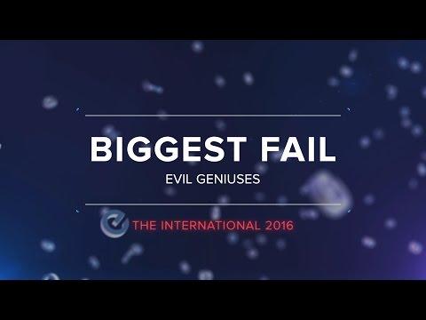 The International 2016 Awards: Biggest Fail