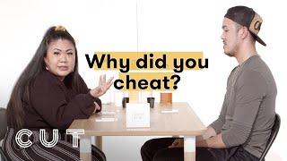 My Boyfriend Who Cheated | Truth or Drink | Cut