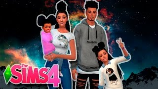 The Sims 4 | Create a Sim- Family Foster