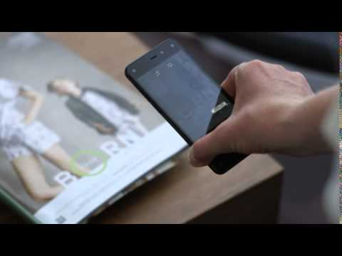 Amazon Fire Phone Promo Video