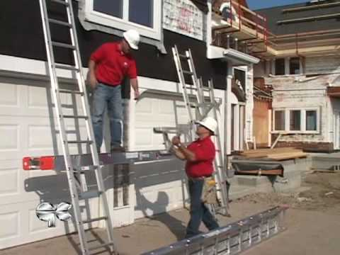 Qualcraft Spanish Aluminum Ladder Jacks Youtube