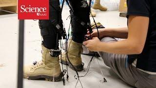 Testing A Soft Exoskeleton
