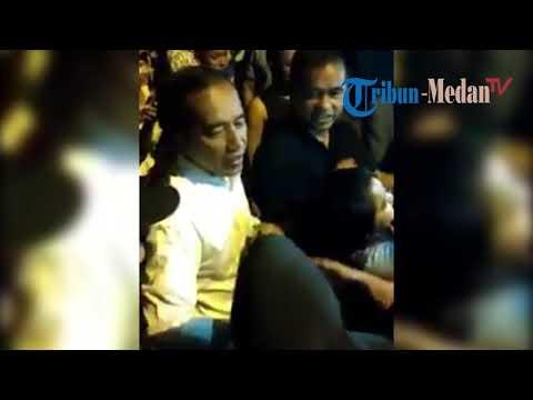 Jokowi Blusukan Tanpa Pengawalan Paspamres