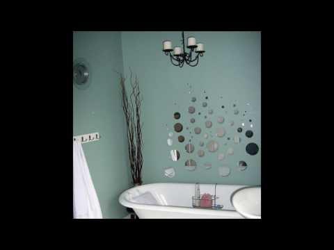Badezimmer dekoration design ideen