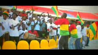 All Stars - Oseiye ( Official Ghana Black Stars Theme Song)