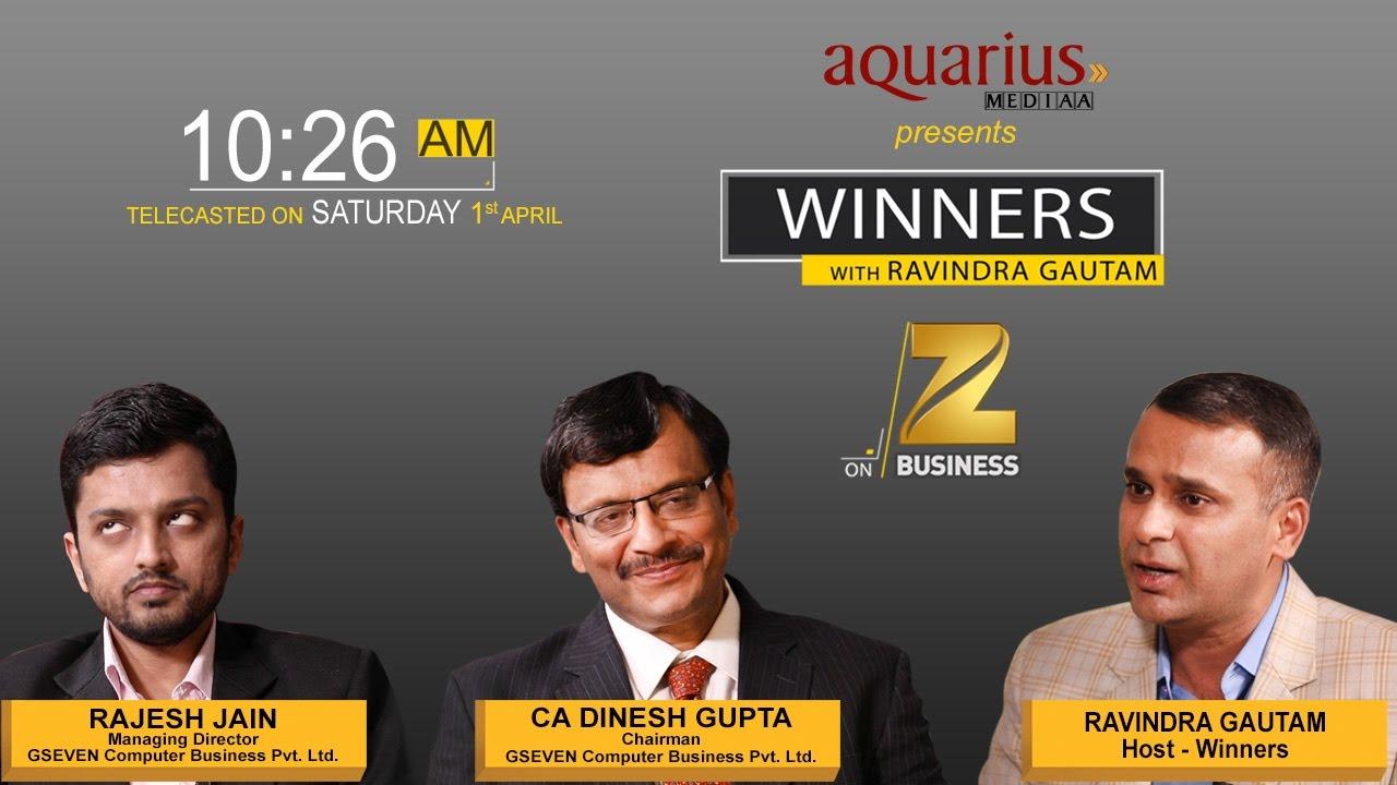 Download Success Story of Visually impaired Entrepreneur Rajesh Jain   Winners with Ravindra Gautam