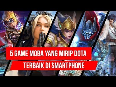 5 Game yang Mirip DOTA Terbaik di Smartphone