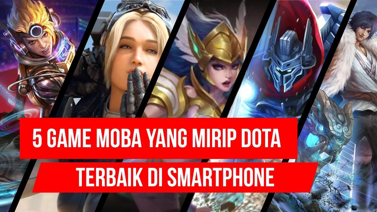 15 Game MOBA Mirip DotA Terbaik Di Android Dan IOS JalanTikuscom