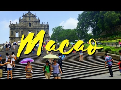 Macau Travel Guide - Macao Day Trip from Hong Kong