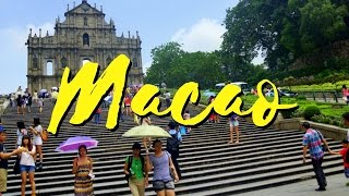 Download Video Macau Travel Guide - Macao Day Trip from Hong Kong MP3 3GP MP4
