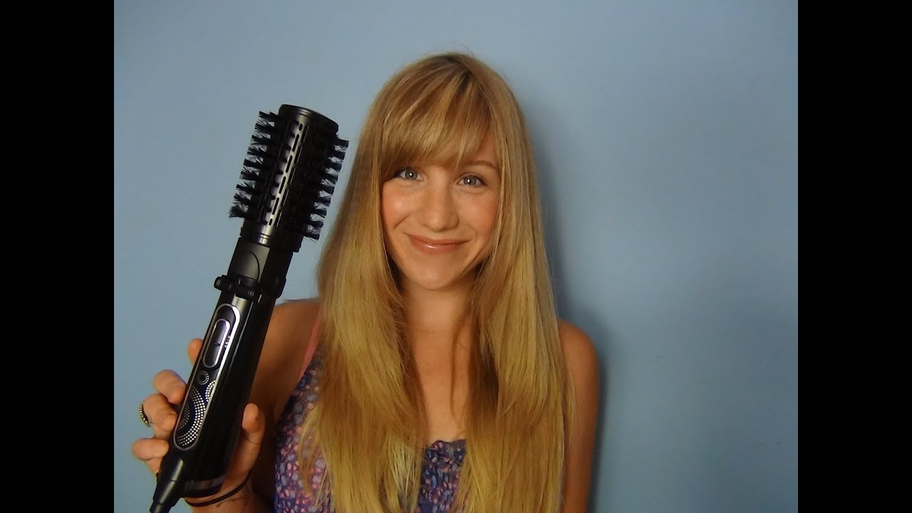 Babyliss New Big Hair Tutorial Amp Review Youtube