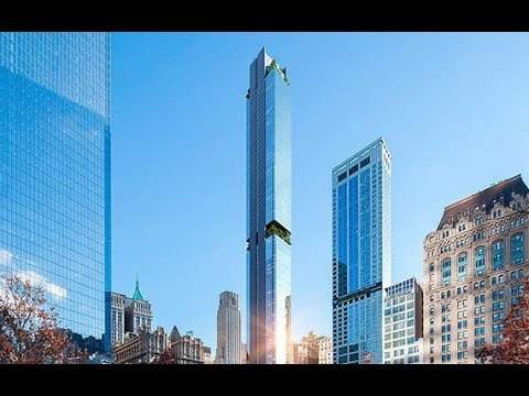 New renderings revealed for 125 Greenwich Street