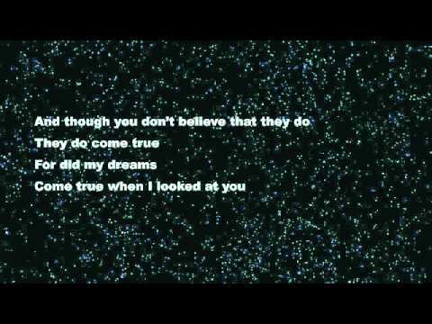 Celine Dion ft. Stevie Wonder - Overjoyed (Lyrics)