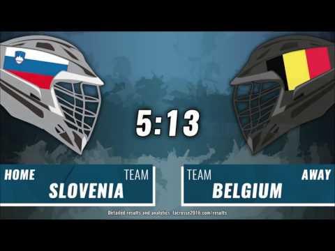 Belgium Lacrosse - European Lacrosse Championships 2016