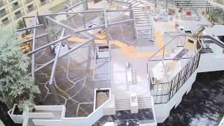 Hyatt Regency San Francisco Airport Hotel Transformation