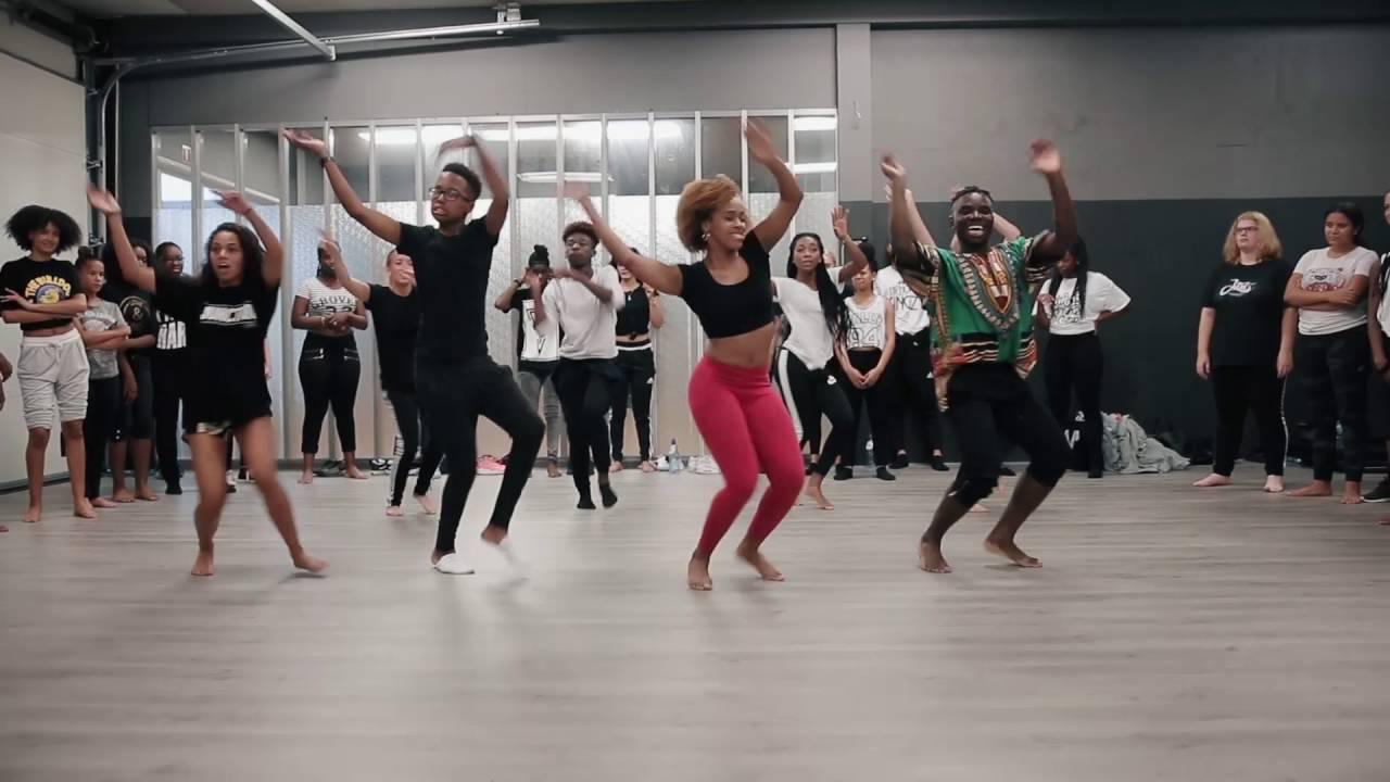 PSquare - Bank Alert | Reis Fernando Choreography
