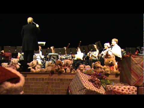 Concert - Krishna's School Band Ukrainian Christmas Song