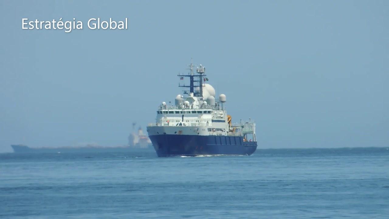 Resultado de imagem para fotos do navio russo yantar