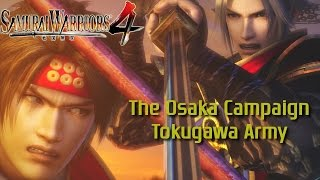 Samurai Warriors 4 [PS4] | Legend of the Sanada | The Osaka Campaign (Tokugawa Army)
