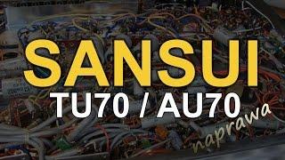Sansui TU-70 / AU-70 [Reduktor Szumu] #142